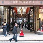 Bond Street London, United Kingdom