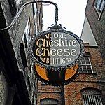 Ye Olde Cheshire Cheese London, United Kingdom