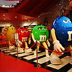 M&M's World London, United Kingdom