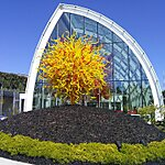 Chihuly Garden and Glass Seattle, USA