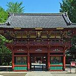 根津神社 Tokyo, Japan