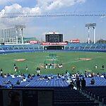 明治神宮野球場 Tokyo, Japan