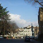 Piazza Torquato Tasso Florence, Italy