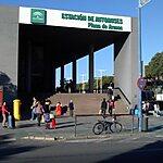 Estación de Autobuses Plaza de Armas Seville, Spain
