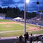 Scotiabank Field at Nat Bailey Stadium Vancouver, Canada