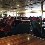 Terminal 1 (Irish Ferries - fast ferry) Dublin, Ireland