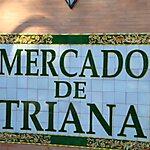 Mercado de Triana Seville, Spain