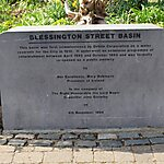 Blessington Street Park Dublin North City Poor Law Union, Ireland