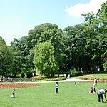 Giardino della Villa Belgiojoso Bonaparte Milan, Italy