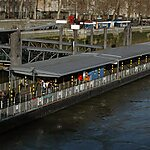 Westminster Millennium Pier London, United Kingdom