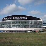 Mercedes-Benz Arena Berlin, Germany