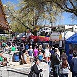 Portland Saturday Market Portland, Oregon, USA