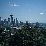 Kerry Park Seattle, USA