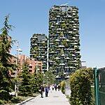 Bosco Verticale - Torre E Milan, Italy