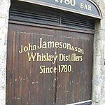 Irish Whiskey Museum Dublin, Ireland