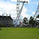 Jubilee Gardens London, United Kingdom