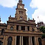 Sydney Town Hall Sydney, Australia