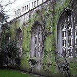 St Dunstan in the East Church Garden London, United Kingdom