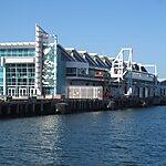 Broadway Pier San Diego, USA