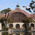 Botanical Building San Diego, USA