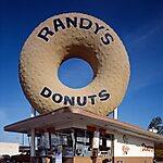 Randy's Donuts Los Angeles, USA