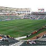 Dignity Health Sports Park Soccer Stadium Los Angeles, USA