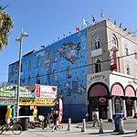 Abbot Kinney Boulevard Los Angeles, USA