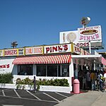 Pinks Hot Dogs Los Angeles, USA