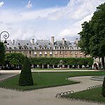 Place des Vosges Paris, France