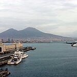 Porto di Napoli Naples, Italy