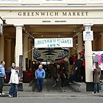 Greenwich Market London, United Kingdom