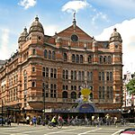 Palace Theatre London, United Kingdom