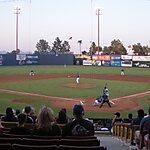 Cashman Field Las Vegas, USA