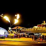 Downtown Container Park Las Vegas, USA