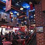 Portillo's Hot Dogs Chicago, USA