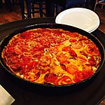 Lou Malnati's Pizzeria Chicago, USA