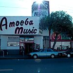 Amoeba Music San Francisco, USA