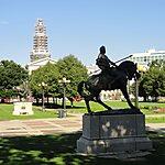 Civic Center Park Denver, USA
