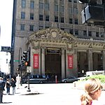 Civic Opera House Chicago, USA
