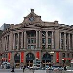 South Station Boston, USA