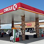 Circle K Charlotte, North Carolina, USA