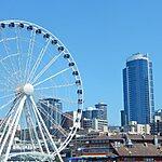 Seattle Great Wheel Seattle, USA