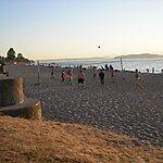 Alki Beach Seattle, USA