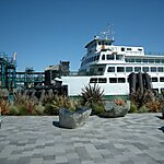Washington State Ferries Seattle, USA