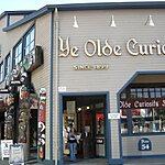 Ye Olde Curiosity Shop Seattle, USA