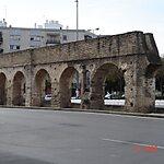 Muralla-Acueducto Seville, Spain