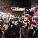 Chinatown Night Market Sydney, Australia