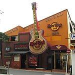 Hard Rock Café Roppongi Tokyo, Japan