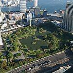 旧芝離宮恩賜庭園 Tokyo, Japan