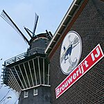 Brouwerij 't IJ Amsterdam, Netherlands